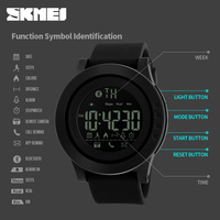 Wholesale 5atm Skmei 1255 android smart watch