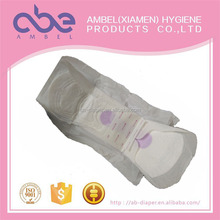 Ladies menstrual period stayfree pads wholesale sanitary pads with anion