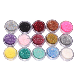 Custom your brand makeup mineral moked Warmer Glitter Shimmer powder eyeshadow