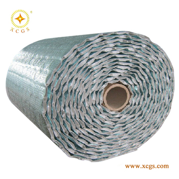 Insulation Aluminum Bubble Foil Thermal Insulation