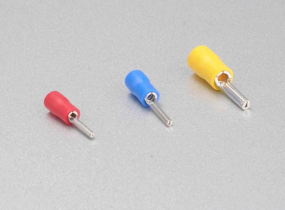 Ptv Tube Insulated Pins Terminal Crimping Pin Terminals Crimping Pin ...