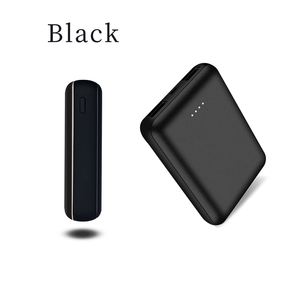 2018 new coming smallest powerbank 10000 mah <strong>portable</strong> with dual outputs