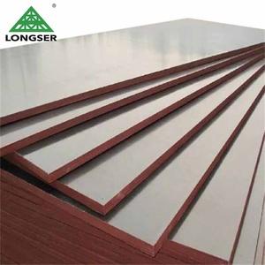 poplar core shuttering phenolic board for construction