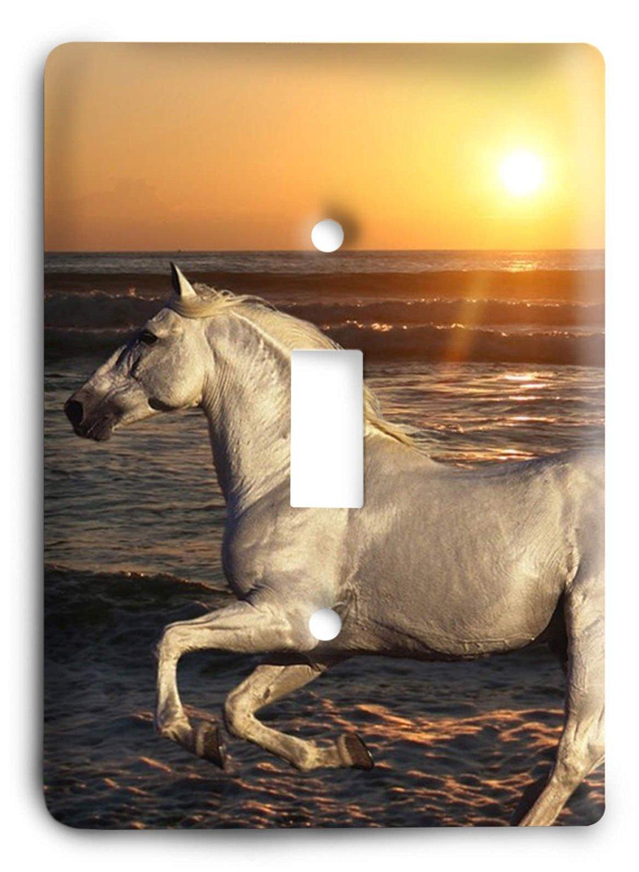 Horse Breed G5v16 Light Switch Cover