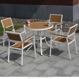 waterproof teak outdoor furniture patio chair and table