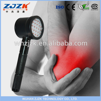 white laser diode pain relief device laser listening device