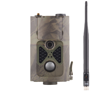 16MP HD digital infrared Trail Camera HC-550G MMS GPRS FTP SMS High Gain Antenna Hunting Camera