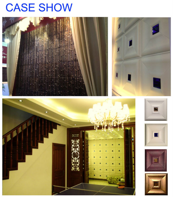 Leather 3d Wandpaneele Decoration Wall Panel Decor Walls And Ceiling ...