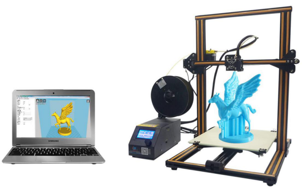 Hot sell large 3D printer DIY Kit in Shenzhen for sales