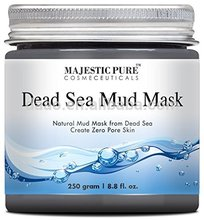New products blemish clearing moisturize dead sea mud mask