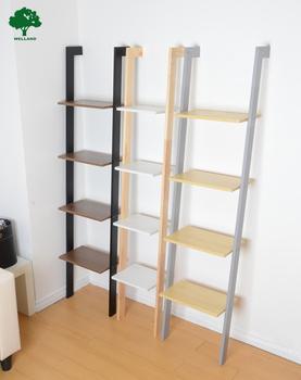 New Designed Wooden Decorative Ladder Shelf Buy Wooden Decorative Ladder Shelf 5 Tier Ladder Shelf Wooden Bookshelf Product On Alibaba Com