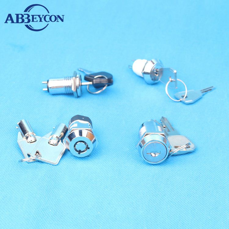 Topbest micro switch button 6*3mm/micro push button switch/key switch button safety padlock