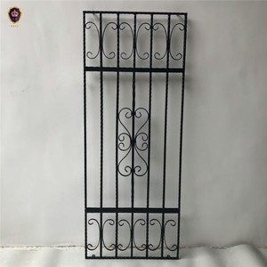 Home Decoration Simple Steel Window Grill Design