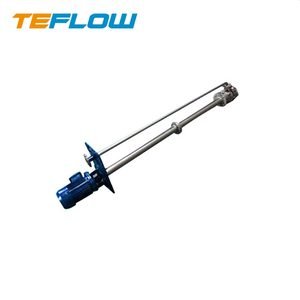 High efficiency centrifugal submersible slurry pump submerged dredge pump