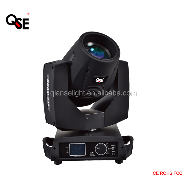 Guangzhou Professional Stage Lighting 5R Lamp Sharpy Moving Head Beam 200