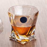 340ml / 11.5oz Twist Crystal Whisky Spirits Glasses