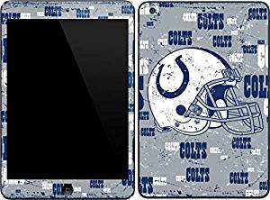 NFL Indianapolis Colts iPad Mini 3 Skin - Indianapolis Colts - Blast Vinyl Decal Skin For Your iPad Mini 3