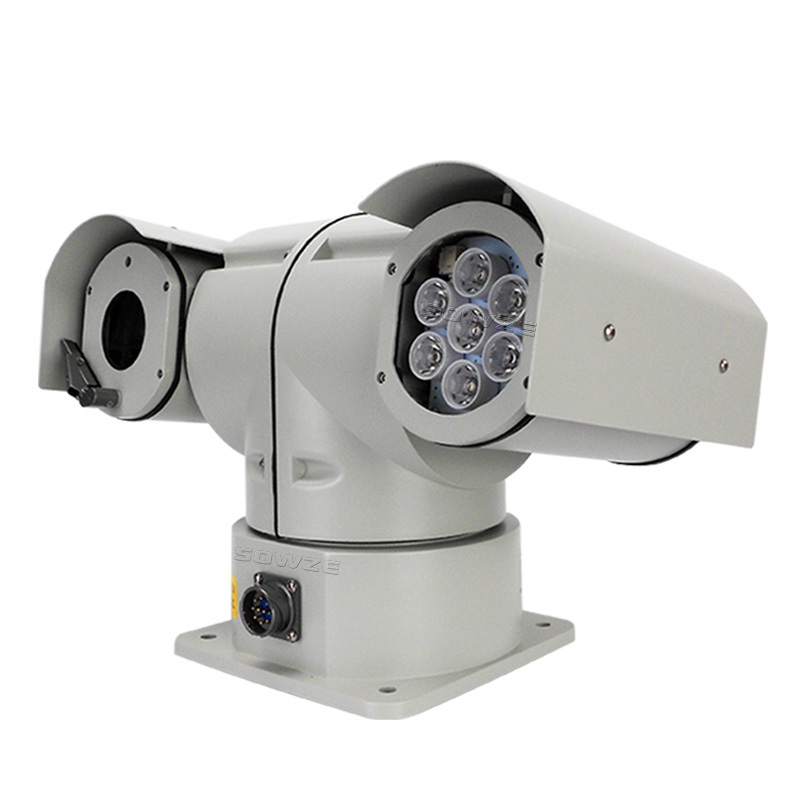 AHD 960P 18X 360 Degree Rotation Vehicle IR PTZ CCTV <strong>Cameras</strong>