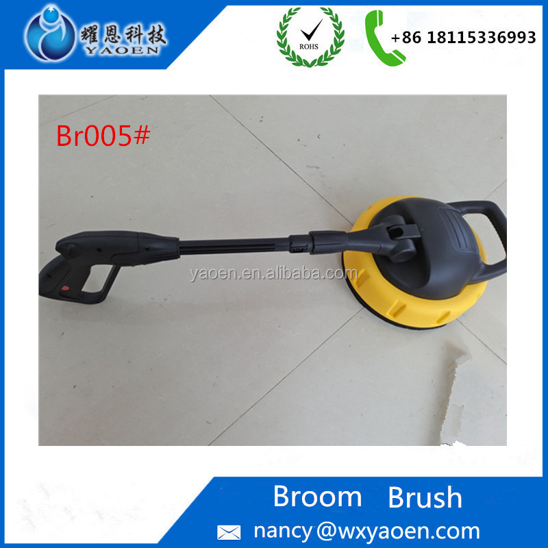 Rotary Electric Power Pressure Washers Brush
