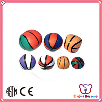 ICTI Factory promotional Kids foam mini basketball