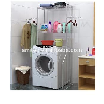 Badezimmer-waschmaschinenregal-metallregal - Buy Metall Lagerregal,Bad  Waschmaschine Regal,Waschmaschine Regal Rack Product on Alibaba.com