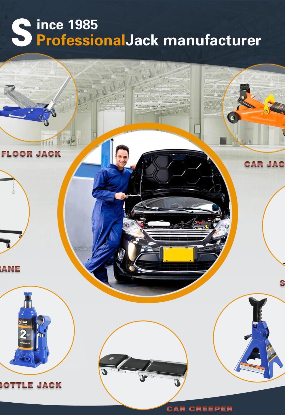 Design of bottle car jack - Jiaxing Datong Machinery Co Ltd Hydraulic Jacks Hydraulic Bottle Jack Hydraulic Floor Jack