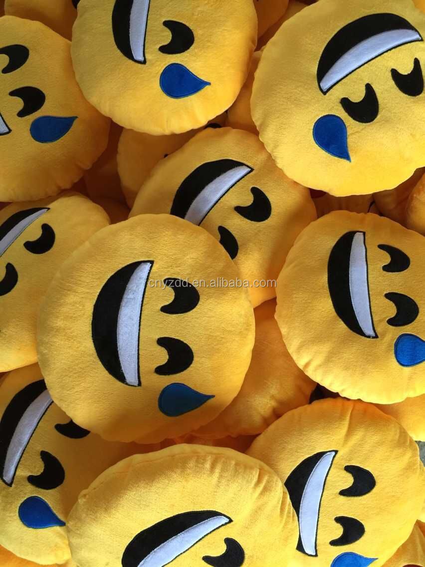 free sample emoji 100 2015 new wholesale plush emoji toys stuffed pillow emoji cushion emoji. Black Bedroom Furniture Sets. Home Design Ideas