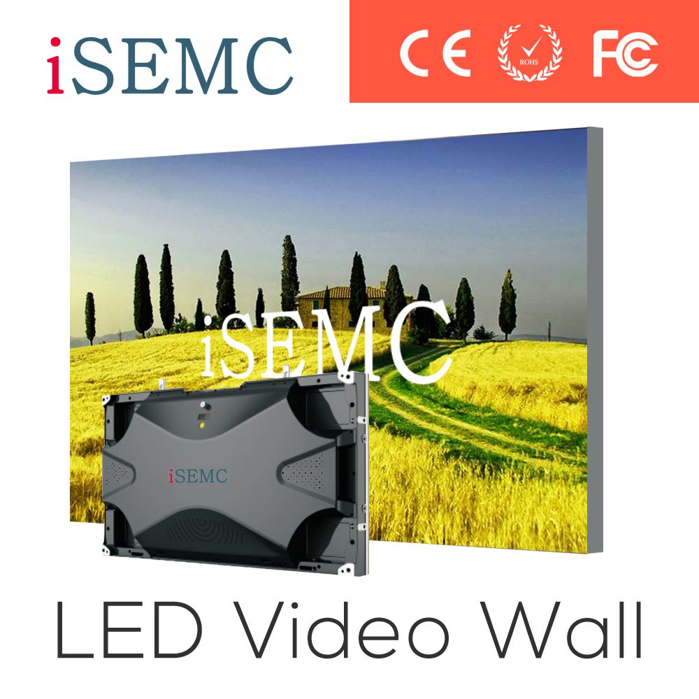 China factory waterproof out door Ph20 LED Video wall for advertising