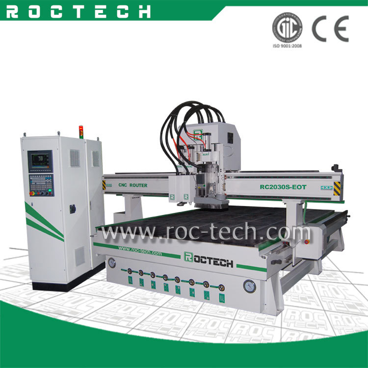 RC2030S-EOT CNC RouterWood Leather Cutting Machine Automatic Machine