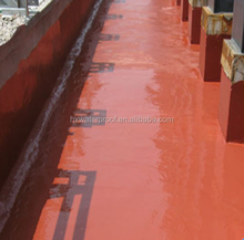 Single component polyurethane coating paint waterproofing
