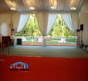 Hot sale classical india wedding roof linings tent