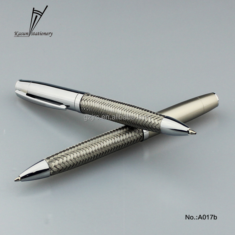 New Wire Mesh Promotional Metal Ballpoint Pen