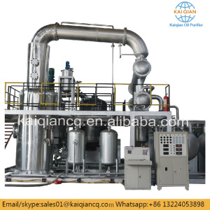 KTS-R Series Waste Used Oil Distillation Equipment