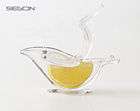 Plastic Lemon Squeezer,Lemon Lime Squeezer,Manual Citrus Juicer Hand Juicer