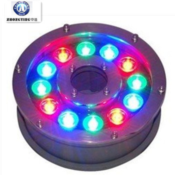 Best Sale Ip68 12v Rgb 12w Underwater Led Lights For Small ...