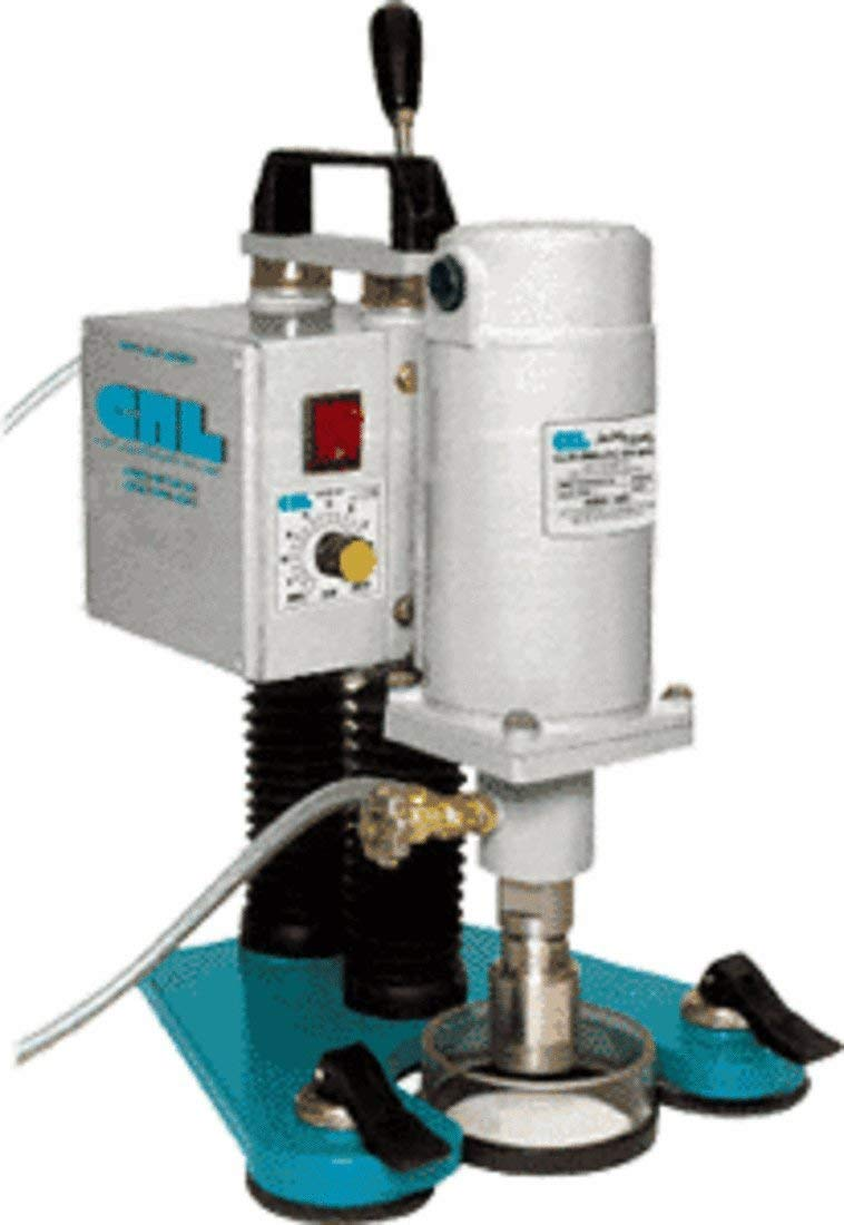 CRL 110V AC Production Diamond Glass Drilling Machine by CR Laurence