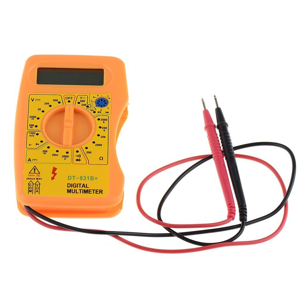 Cheap Multimeter Diode Test Find Deals On Pic Tester Adsro Digital Lcd Ac Dc 500v Voltmeter Dt 831b Ammeter Ohm Buzzer Hfe Megohmmeter With Data Hold Function Orange