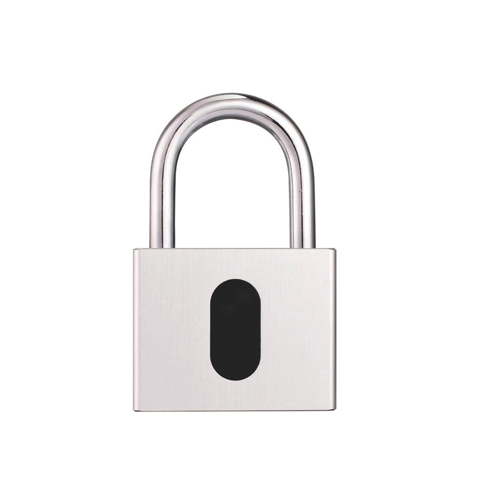 GS60F Smart Fingerprint Lock Electronic Fingerprint Padlock Waterproof IP65