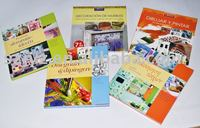 thiner education hardcover binding book /education book for Germany market