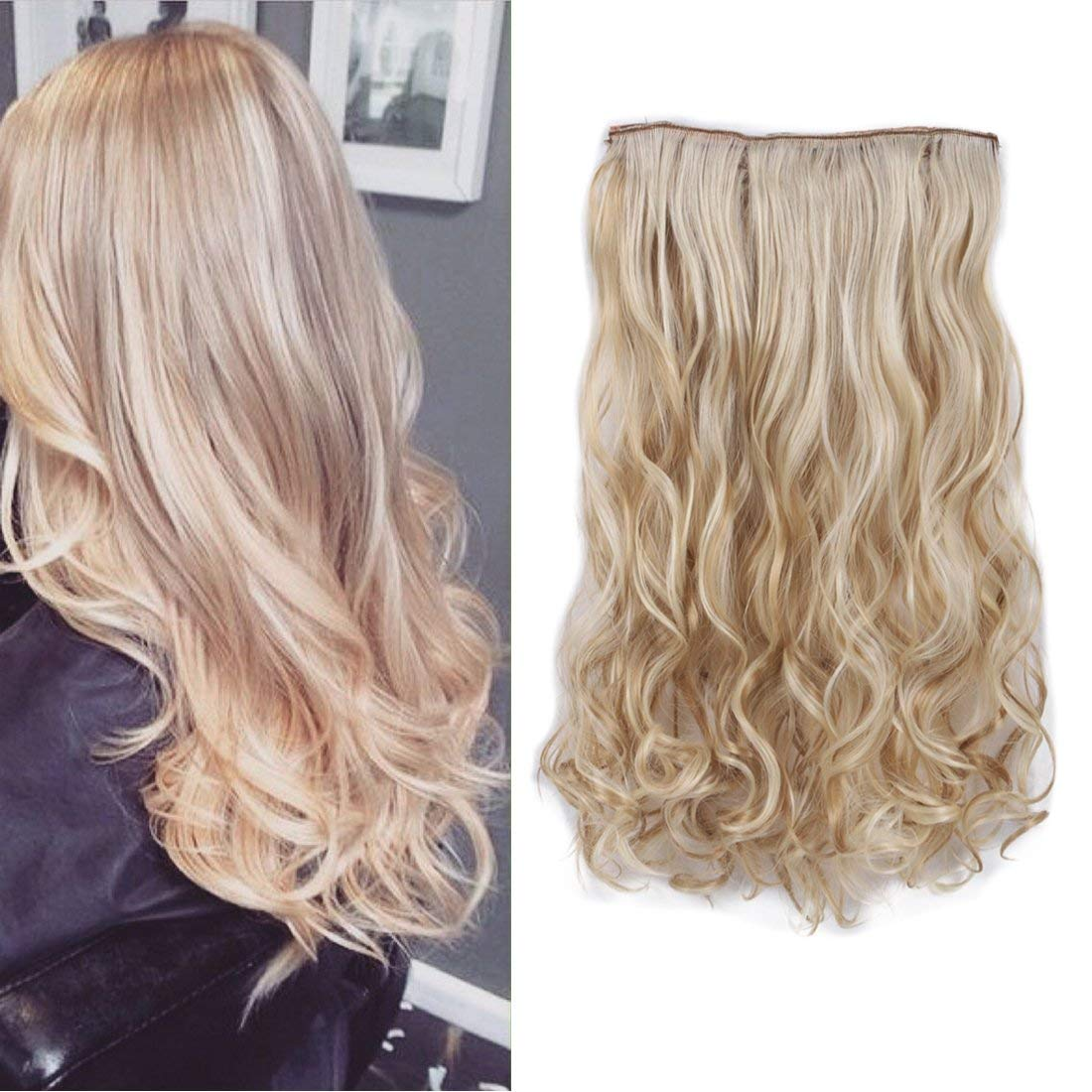Cheap Long Curly Blonde Hair Extensions Find Long Curly Blonde Hair