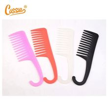 Promotional Cheap Detangler Shower Comb with hook