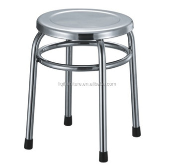 Stainless Steel Round Stool Buy Stainless Steel Kitchen