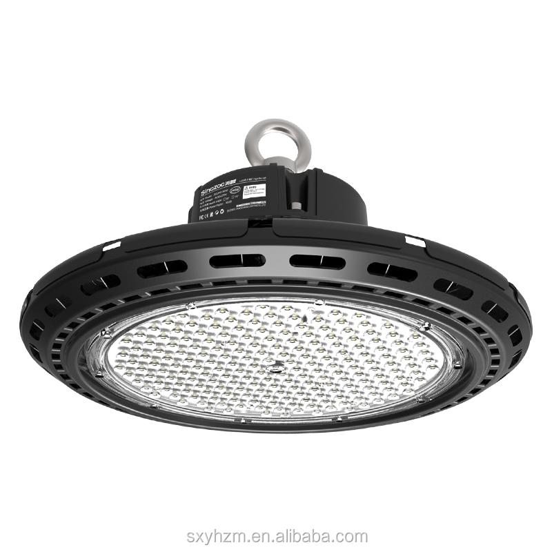 130LM/W Nichia Leds lamp E40 led high bay light UFO for Garden