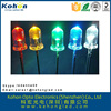 Top quality and widely used 5mm red color LED diode display for traffic light and LED screen