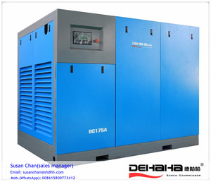 Best Selected Screw Air Compressors CompAir by DHH Factory