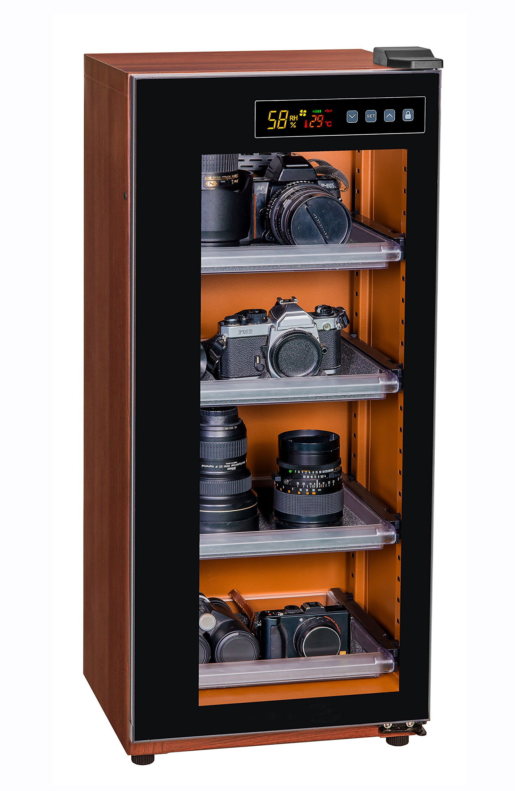 Cheap Camera Dry Box Find Deals On Line At Alibabacom Drybox Mirrorless Canon Eos M10 Get Quotations Quacity Dehumidifying Cabinet With Usb Charging Touch Screen Password Access Woodgrains