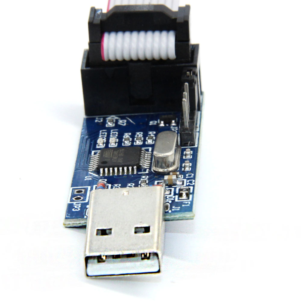 China Atmel Avr Isp Manufacturers And Suppliers Usb Programmer Circuit Zif Socket Usbasp Atmega8 4 On
