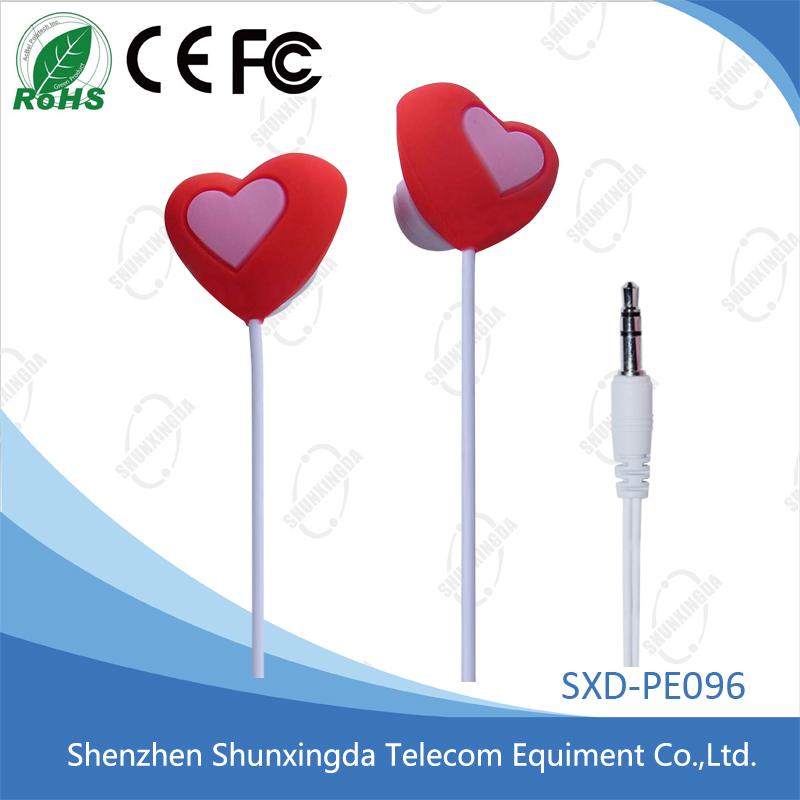 China heart earphones wholesale 🇨🇳 - Alibaba