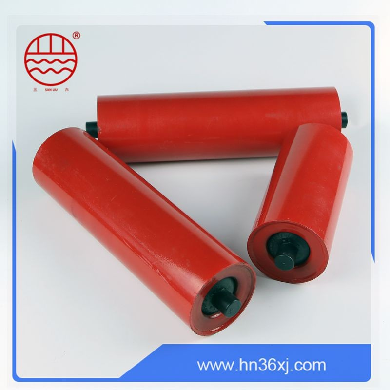 Spare parts motor drive pulley roller system with small moment of inertia
