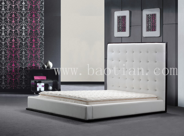 Baotian Furniture Bedroom Plywood Queen Bed View Product Details From Foshan City Shunde District